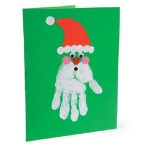 Santa Claus Arts and Crafts 07