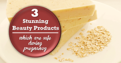 Beauty products safe pregnancy 01