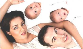Top 16 Bollywood Celebrities With Their Children