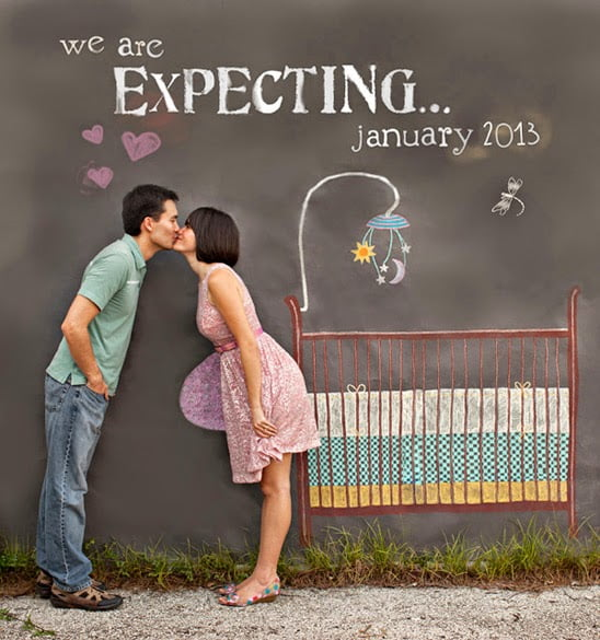 Cute baby announcements 10