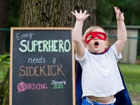 Cute baby announcements 17
