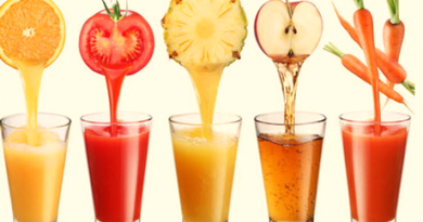 Fresh fruit juice to babies 04