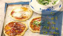 Healthy meal ideas for children 01