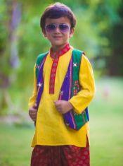 Kids Navratri dressing 10