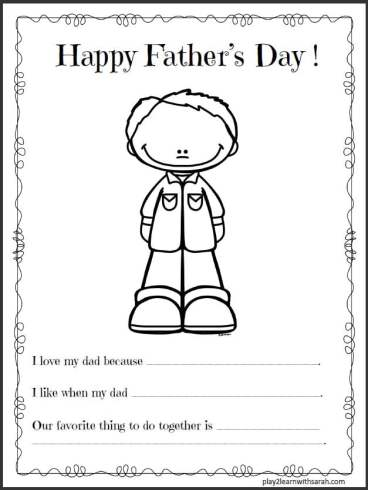 Free Printable Fathers Day Cards 04