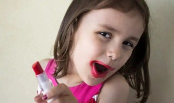 What do I tell my little girl about (wearing) makeup?