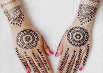 20 Beautiful Mehndi Designs To Flaunt On Teej And Rakhi