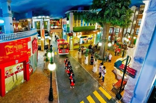Kidzania indoor theme park 01