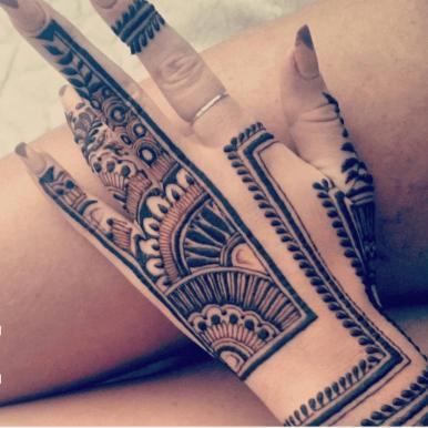 Mehndi designs 51