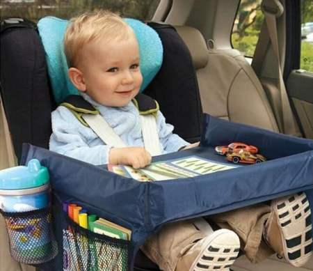 Get your Child to sit in a Car Seat 03