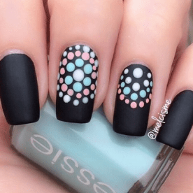 DIY nail art designs 25