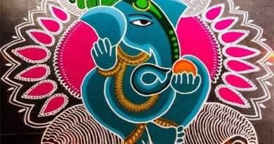 Indian rangoli 01