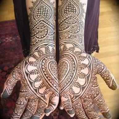 Mehndi designs for karwa chauth 05