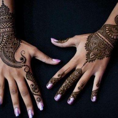 Mehndi designs for karwa chauth 06