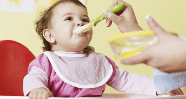Baby led Weaning 01