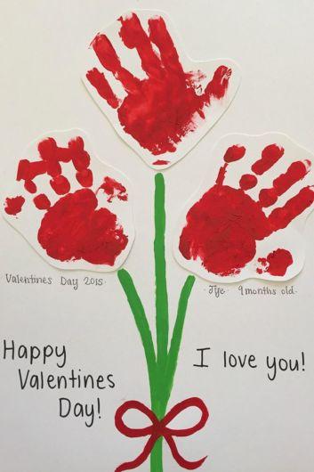 Valentine's Day art and craft ideas 07
