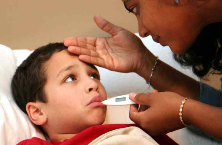 Fever in children – When to call a doctor