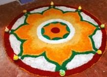 Diwali rangoli designs 25