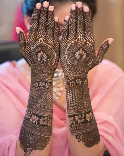 Mehndi designs for karwa chauth 25
