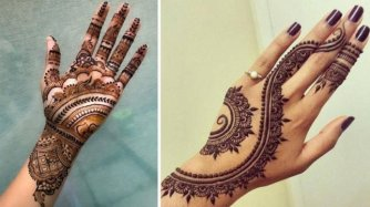 Mehndi designs for karwa chauth 46