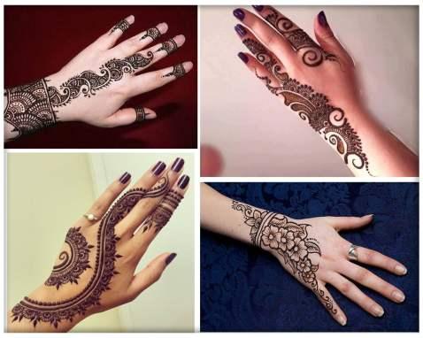 Mehndi designs for karwa chauth 48