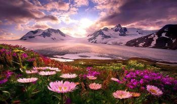 Spring Fun In Alaska