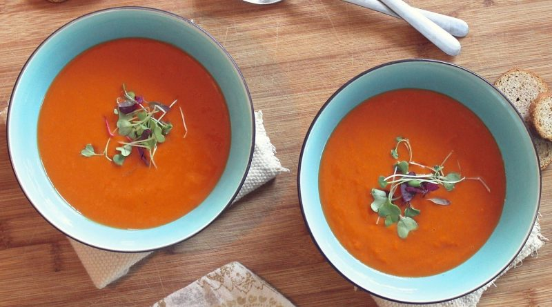Tomato Soup Recipe: How To Make Tasty And Healthy Soup