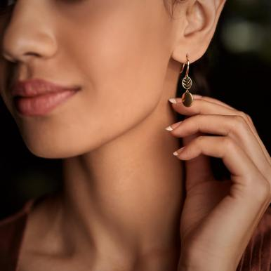 Melorra Earrings for Oval Face: Fashion Trends For Choosing Earrings - TCT