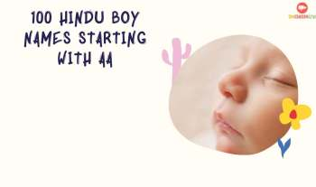 100 Hindu Boy Names Starting With Aa