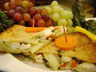 Easy Paneer recipes - Grilled paneer sandwich