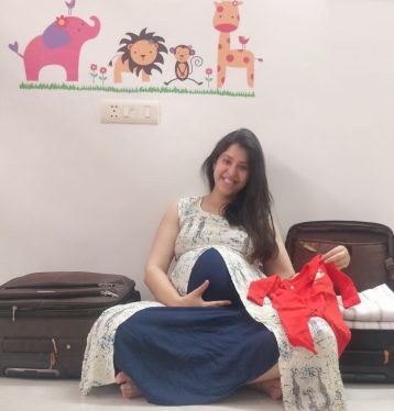 Real Mom - Neha Bhalla expecting her second baby