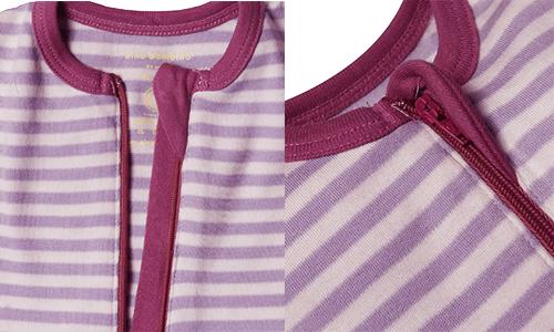 Organic Kids Clothing - YKK zipper