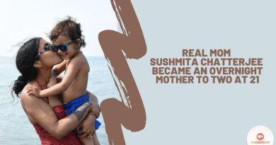 Real Mom Sushmita Chatterjee