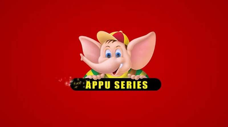 Nursery Rhymes Appu Series