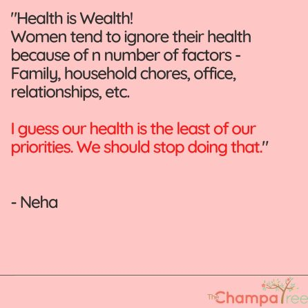 Breast Cancer Quote by Neha