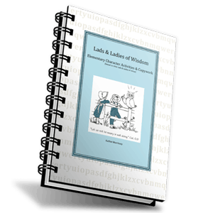 Lads & Ladies of Wisdom Character Curriculum