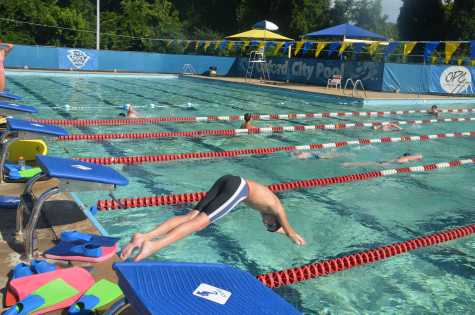 New Swim Coach Implements New Changes to OHS Swim Program