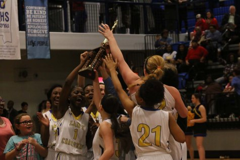 Charger and Lady Charger basketball teams advance to second round of playoffs