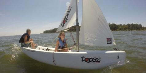 Oxford family launches summer sailing camp