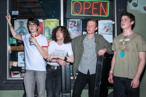 Car Seat Headrest relates to youth through songs and shows
