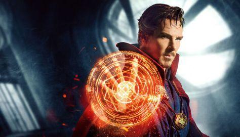 """""""Doctor Strange"""" provides visual splendor, stale plot"""