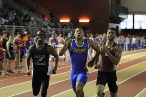 Indoor track teams start season on high note