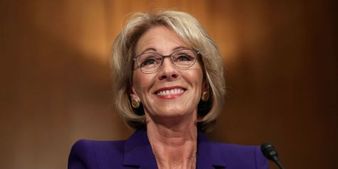 Column: Betsy DeVos knows very little about department she will preside over