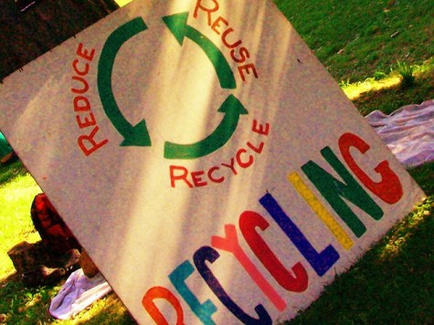 Scrap the trash, put the recycling where it belongs