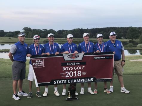 OHS golf looks to future after state event