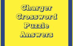 Charger Crossword Puzzle Answers