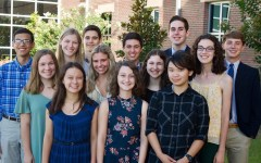 13 OHS seniors named National Merit Finalists