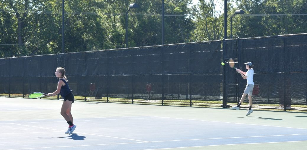 Students for Alzheimer's holds third annual tennis tournament