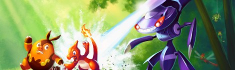 Planting the Garden: A Look at Virizion/Genesect in XY