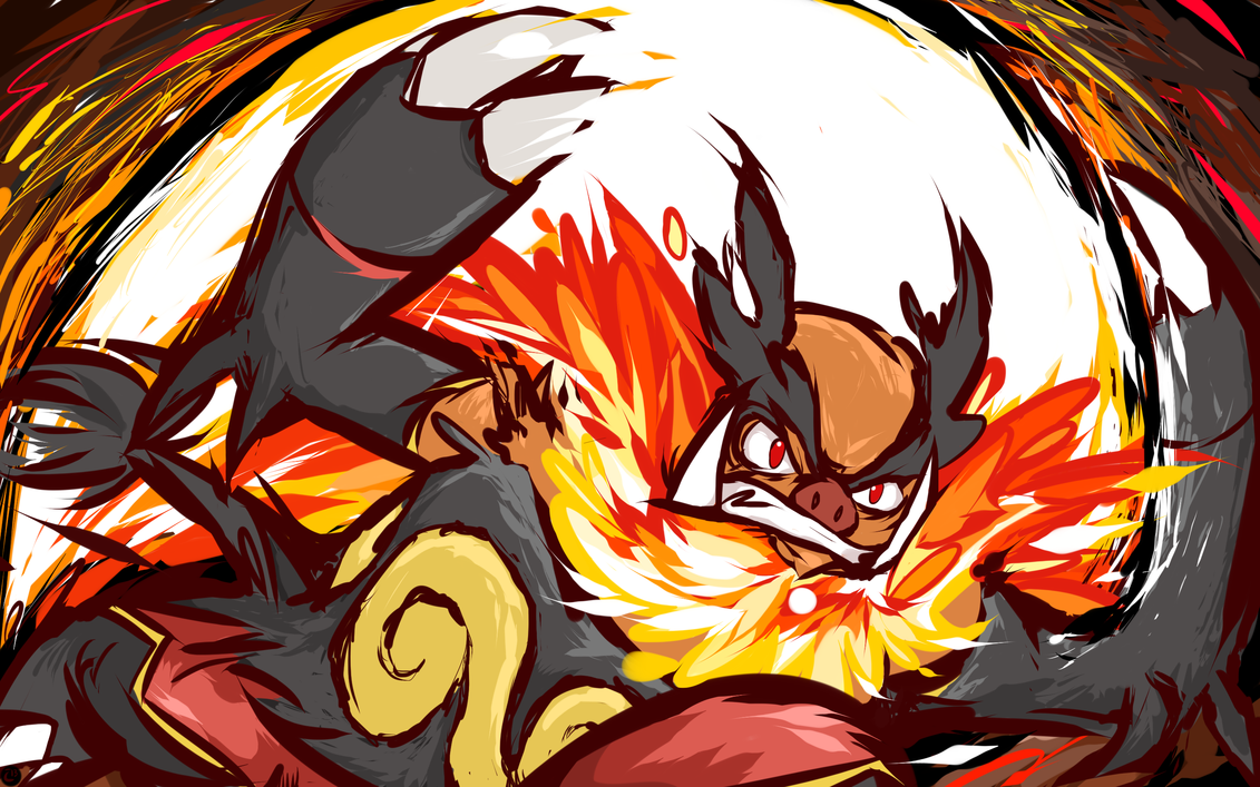 Blastoise and Emboar: Raining Fire Upon States